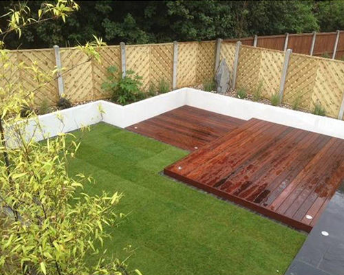 Decking & Fencing Essex